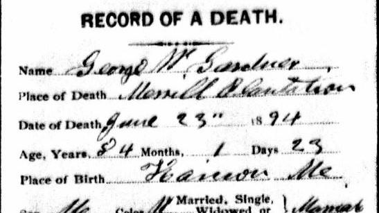 Death Record1
