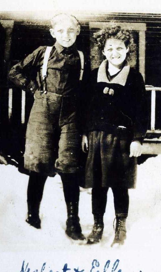 Ellen and Herbert Gardner
